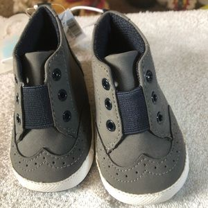 Childrens Place Brand Infant Hightop Softbottoms